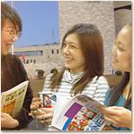 アジアで学ぶ